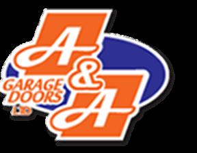 A&A Garage Doors logo