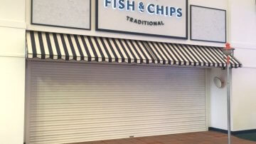 Industrial shutters Barnstaple