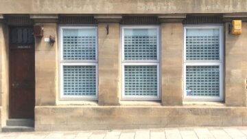 Office shutters